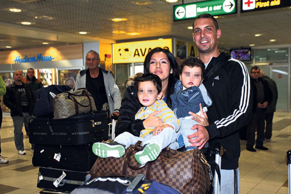 Tanja Savić beži u Australiju!