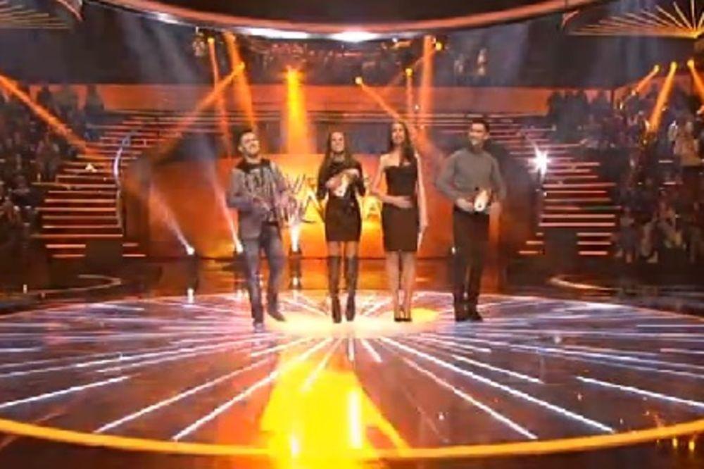 ZVEZDE GRANDA: Dalje idu Jana, Dragica, Sead i Marko! (VIDEO)