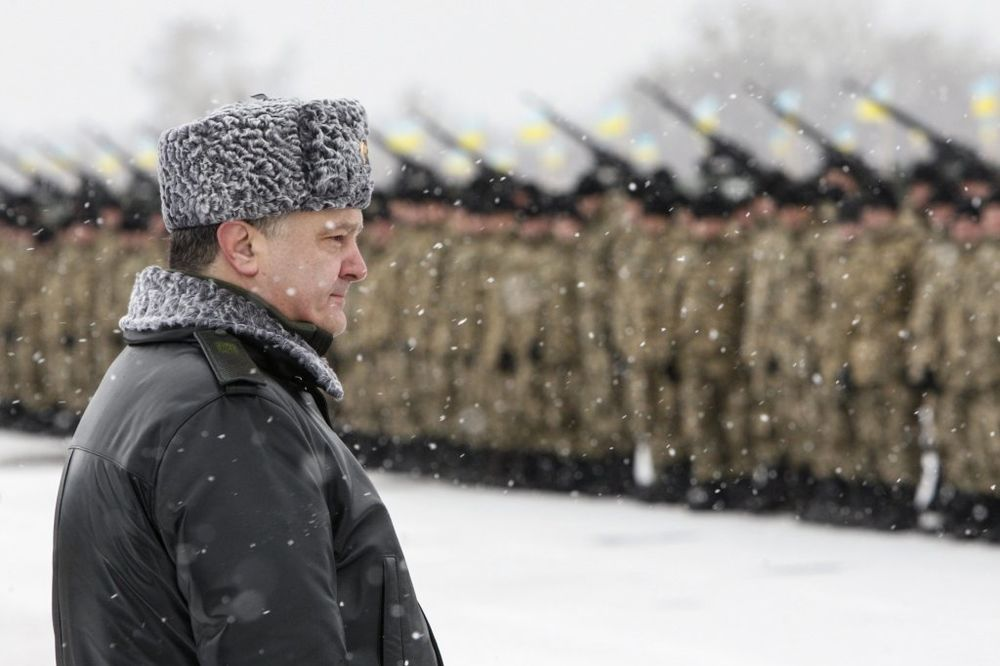 ZVANIČNO: Porošenko traži mirovne snage za istok Ukrajine i povećava broj vojnika
