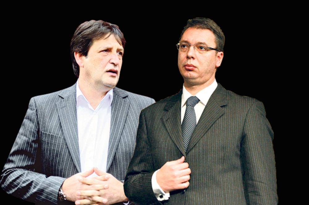 ŠOKANTNO UPOZORENJE MINISTRA: Ovo što rade Vučiću radili su i Đinđiću pre ubistva!