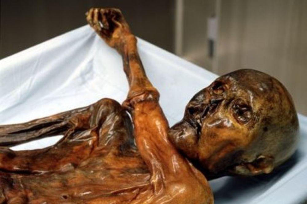 Na telu mumije otkrivene tetovaže nevidljive za ljudsko oko