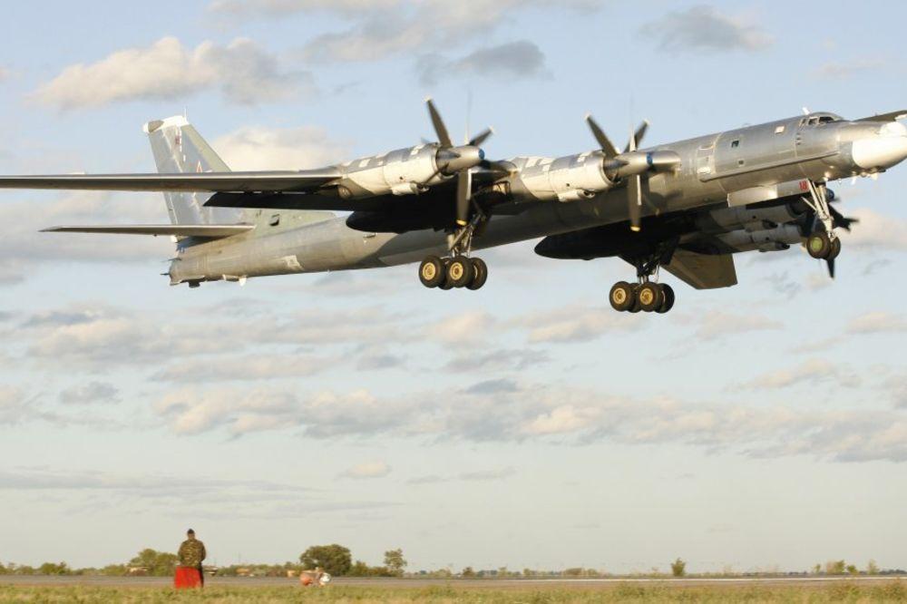 U STRAHU SU VELIKE OČI: Britanija digla lovce jer su u daljini polazili ruski bombarderi