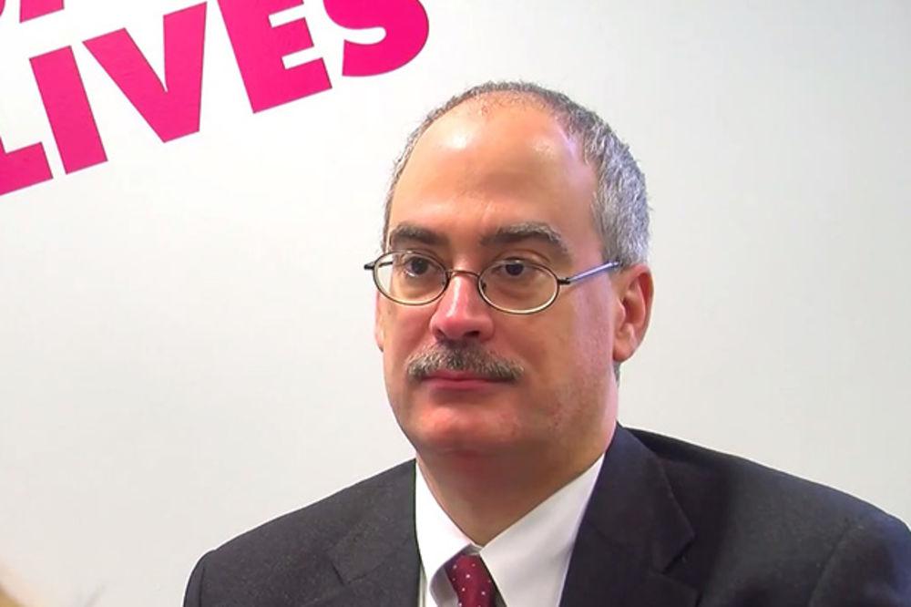 Kamilin tata: Dr Majkl Lisanti, direktor Laboratorije u Mančesteru