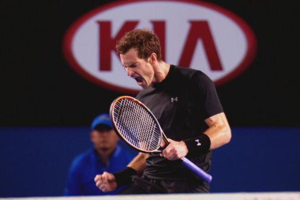 ČEKA ĐOKOVIĆA ILI VAVRINKU: Marej u finalu Australijan opena
