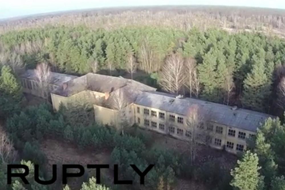 (VIDEO I FOTO) IZRONIO IZ ZABORAVA: Ovo je sovjetski grad duhova u srcu Nemačke!