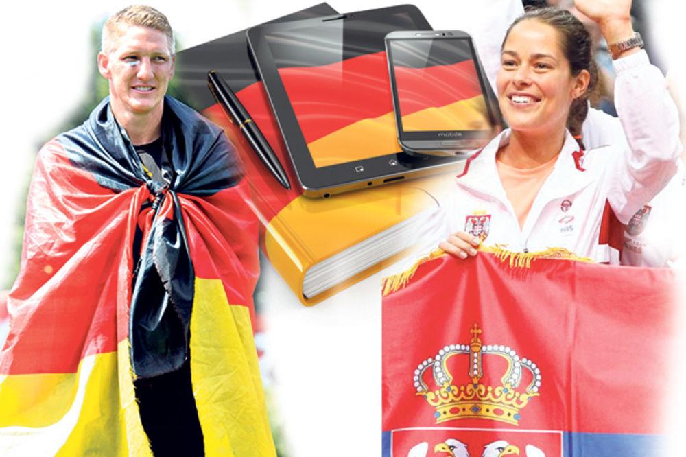 NA KORAK OD SVADBE: Švajnštajger sprema veridbu, Ana ubrzano uči nemački