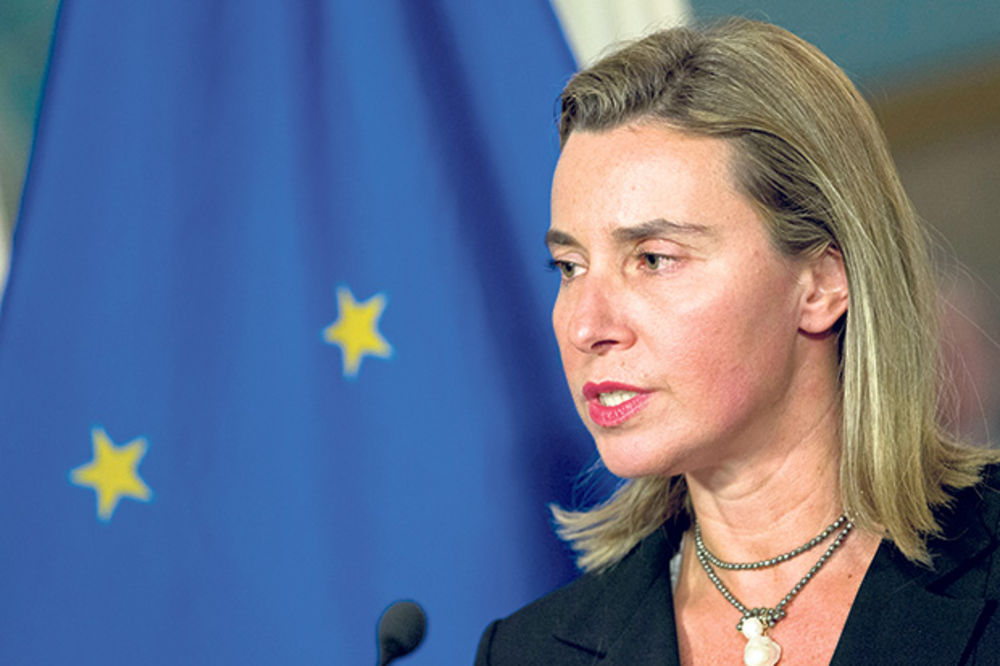 PRODUŽETAK MISIJE: Mogerini potpisala Zakon o mandatu EULEKS na Kosovu
