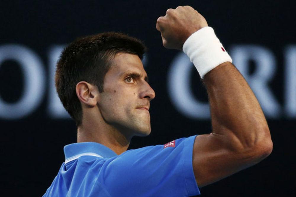 URADIMO TO: Pogledajte kako Beker motiviše Novaka uoči meča sa Vavrinkom