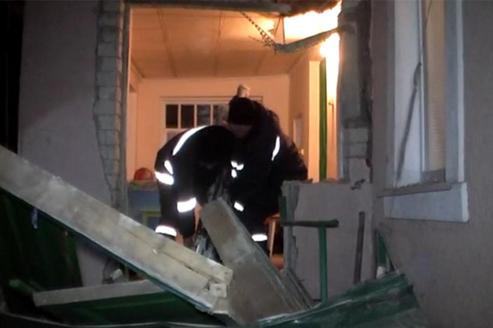 (VIDEO) MISIJA OEBS: Lugansk je ipak bombardovan kasetnim bombama!