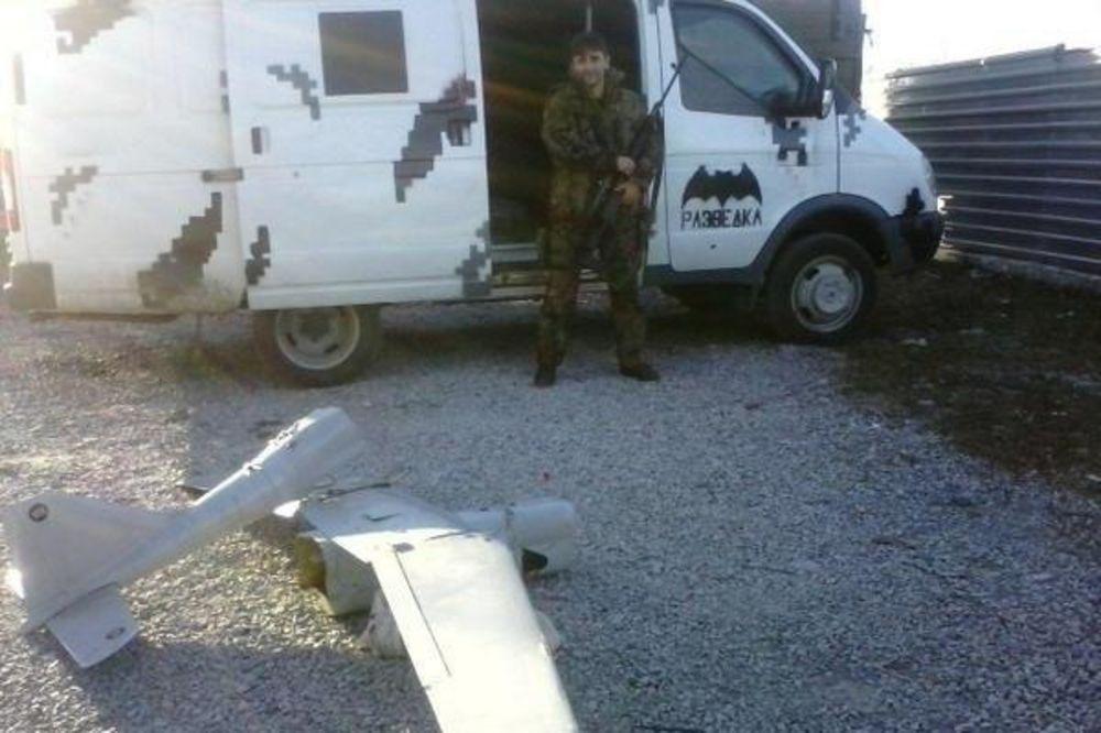 OKO SOKOLOVO: Dejan jednim metkom skinuo dron iznad Donjecka