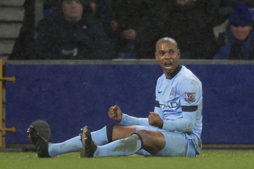FERNANDO ODUŠEVLJEN SRBINOM: Nikada nećete pogoditi od koga fudbal uči zvezda Sitija