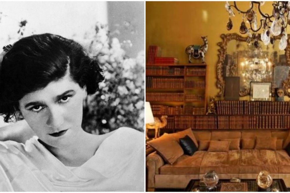 DOMOVI SLAVNIH : Zavirite u pariski stan velike modne kreatorke Koko Šanel