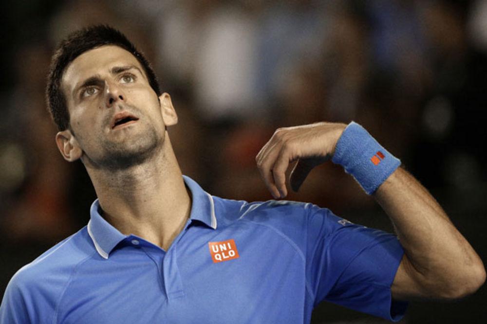 (VIDEO) Ovako zbunjenog Novaka Đokovića nikada niste videli