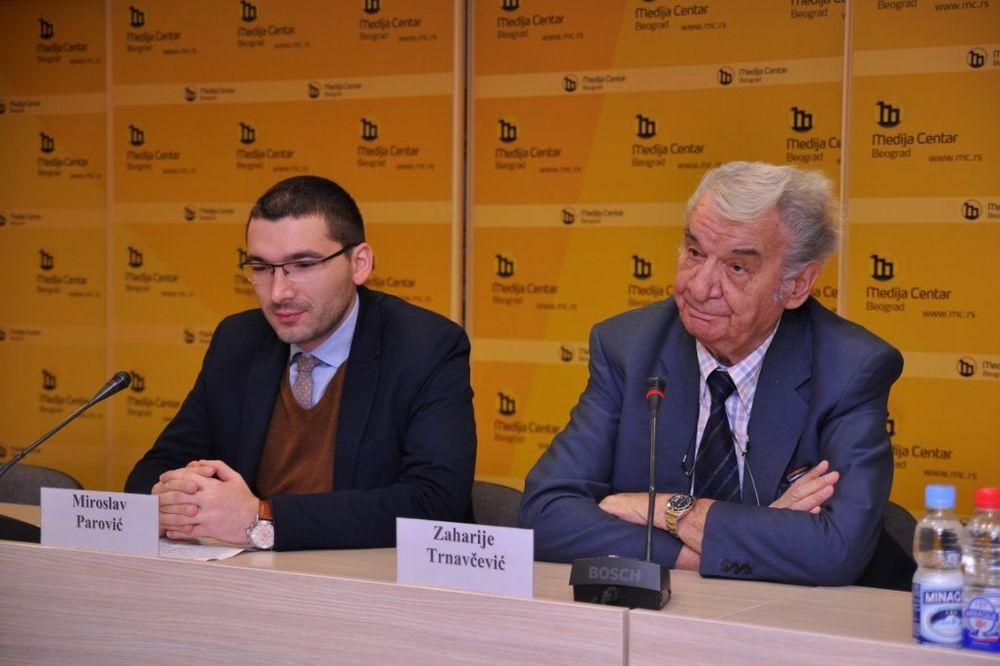 ALTERNATIVA ZA SRBIJU: Treća Srbija i Pokret bogata Srbija formirali novu organizaciju!