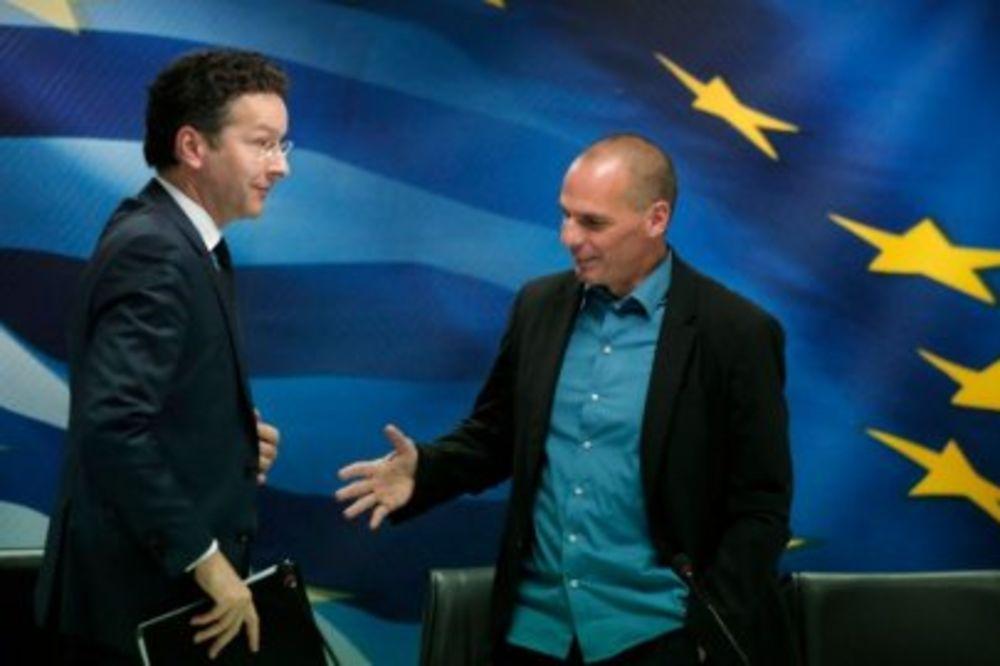 Ministar Varufakis: Grčka želi novi ugovor sa EU