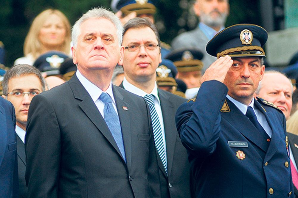 OPASNO: Preko Dikovića hoće da unesu haos u državu