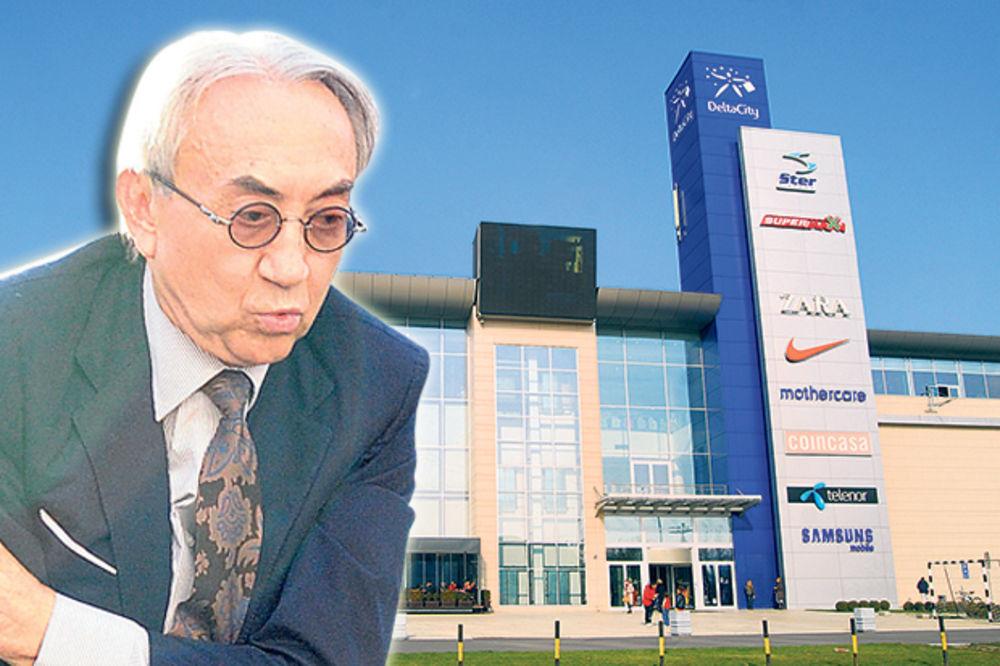 DELTA SITI MENJA VLASNIKA: Mišković prodaje šoping-molove za 200 miliona evra!