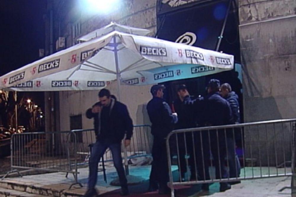 U OBRUČU: Policija uhapsila saučesnika napadača, koji je pucao u klubu Plastik