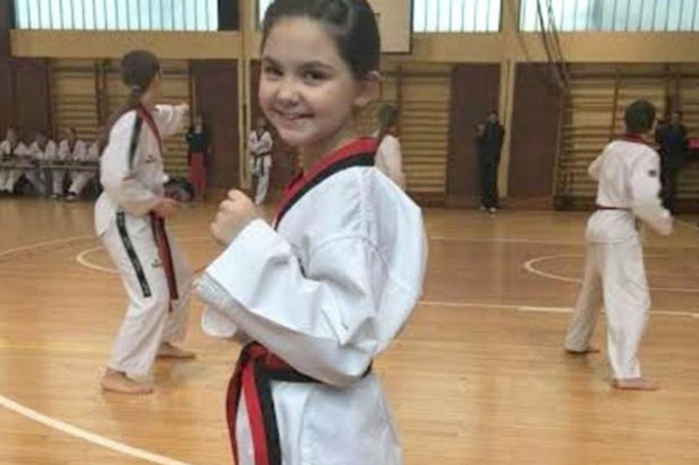 DEVOJČICA S POLA SRCA: Ana ima 11 godina, odličan je sportista i ima samo levu stranu srca