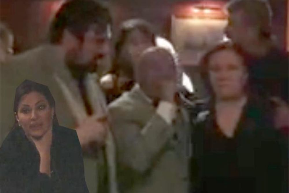 (VIDEO) LUDA FEŠTA KOD ZLATARA: Ceca uživala, a Džej pevao na uvce Nebojši Bojoviću