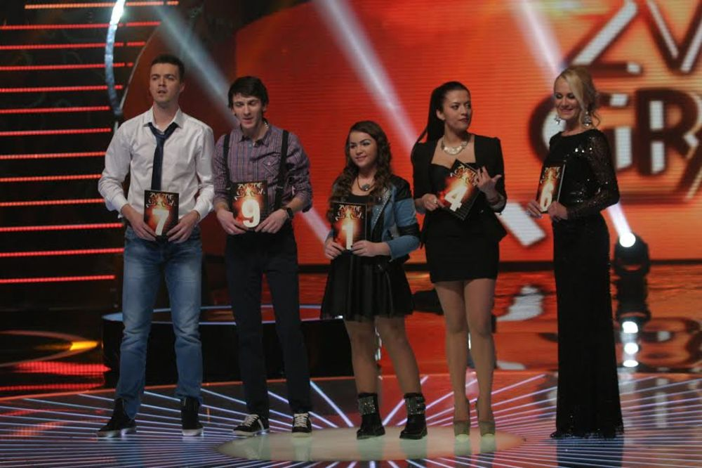 ZVEZDE GRANDA: Dalje su prošli Valentina, Nermina, Marina, Petar i Filip!