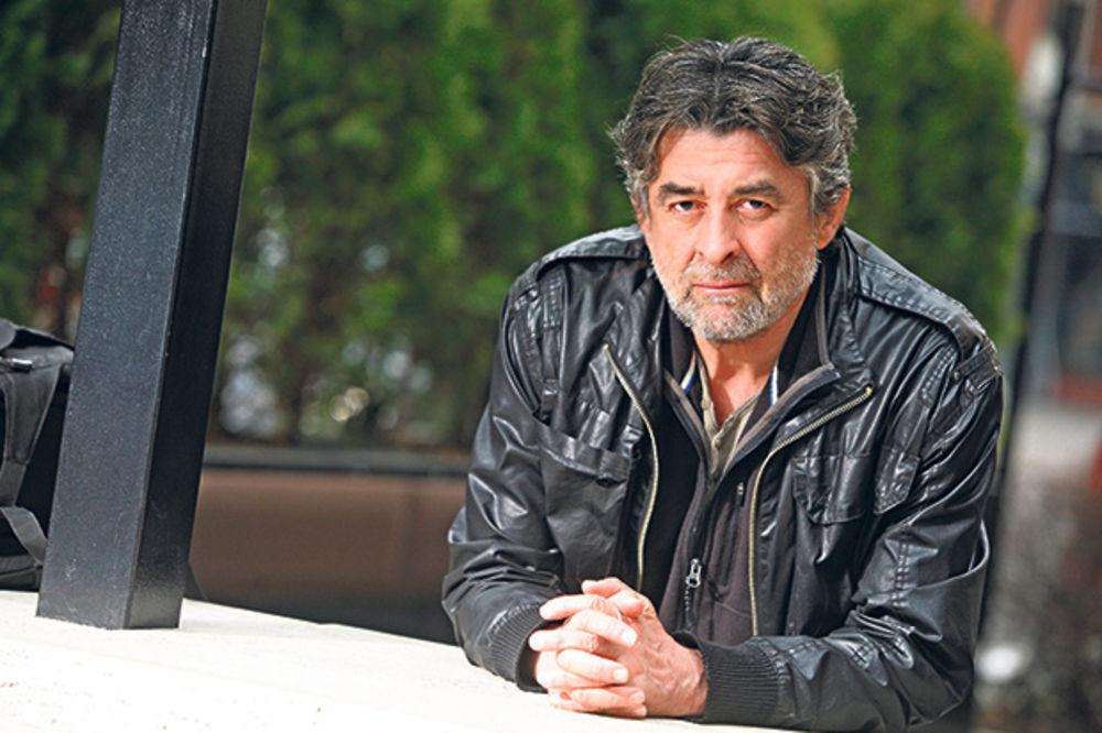 "Milan Karadžić: Operisan sam mesec dana pre snimanja ""Gorčila"""