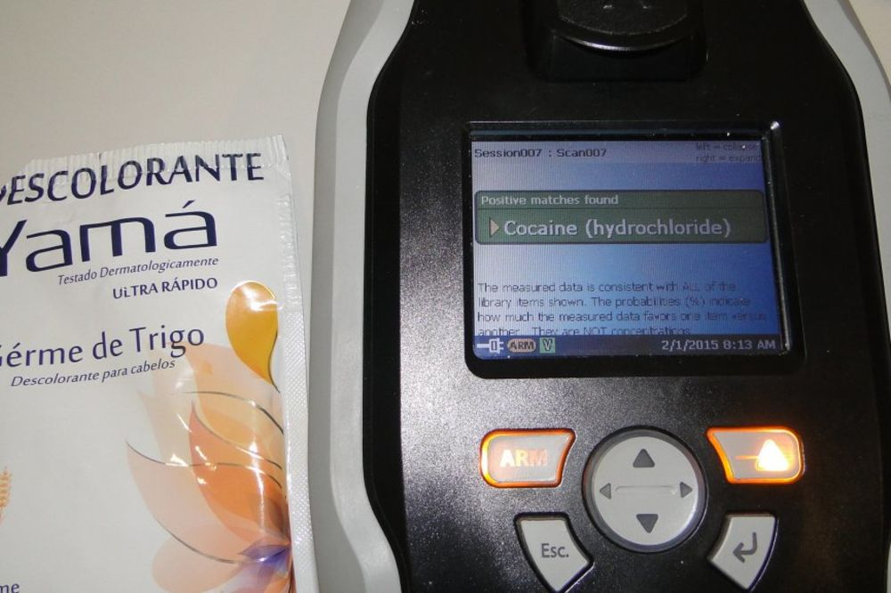 KAKAV ULOV: Na BG aerodromu jutros otkriveno više od 7 kilograma kokaina!
