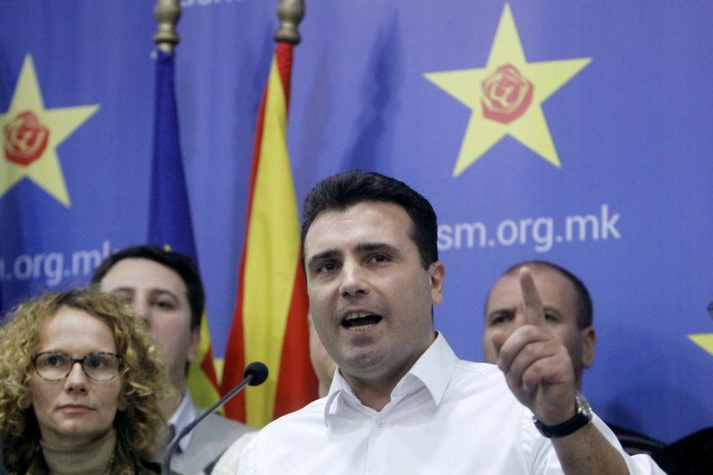KOVAO ZAVERU: Lider opozicije Zoran Zaev optužen za pokušaj državnog udara