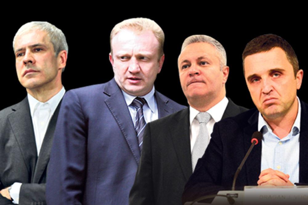 TEROR NAD MEDIJIMA: Krivična protiv Tadića, Đilasa, Dinkića i Vučićevića!