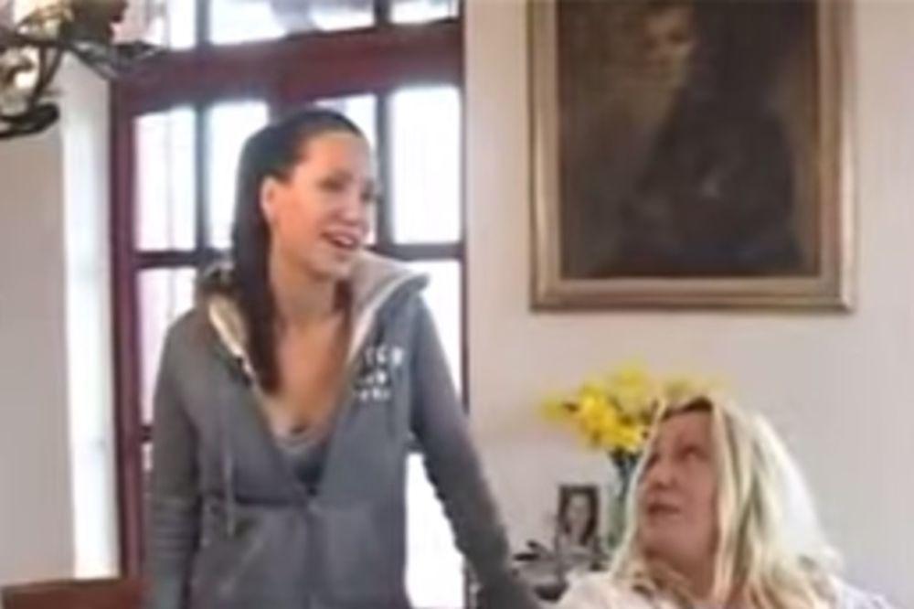ŠOK VIDEO: Evo kako je Vesna Zmijanac reagovala kada joj je Nikolija saopštila da je trudna