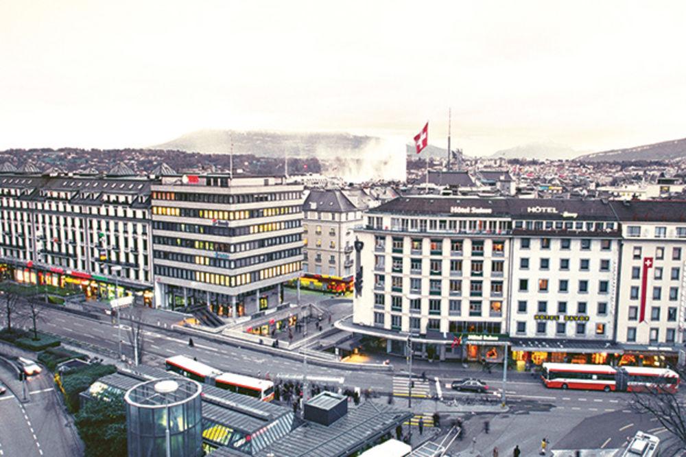 ŠVAJCARSKA GUBI NA PRIVLAČNOSTI: Roba, Ženeva i franak