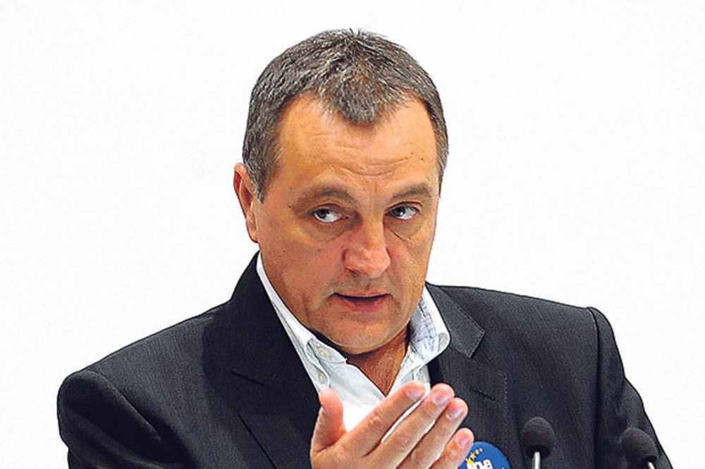 ZORAN ŽIVKOVIĆ: SNS će na lokalnim izborima biti nokautirana kao SPS 1996.
