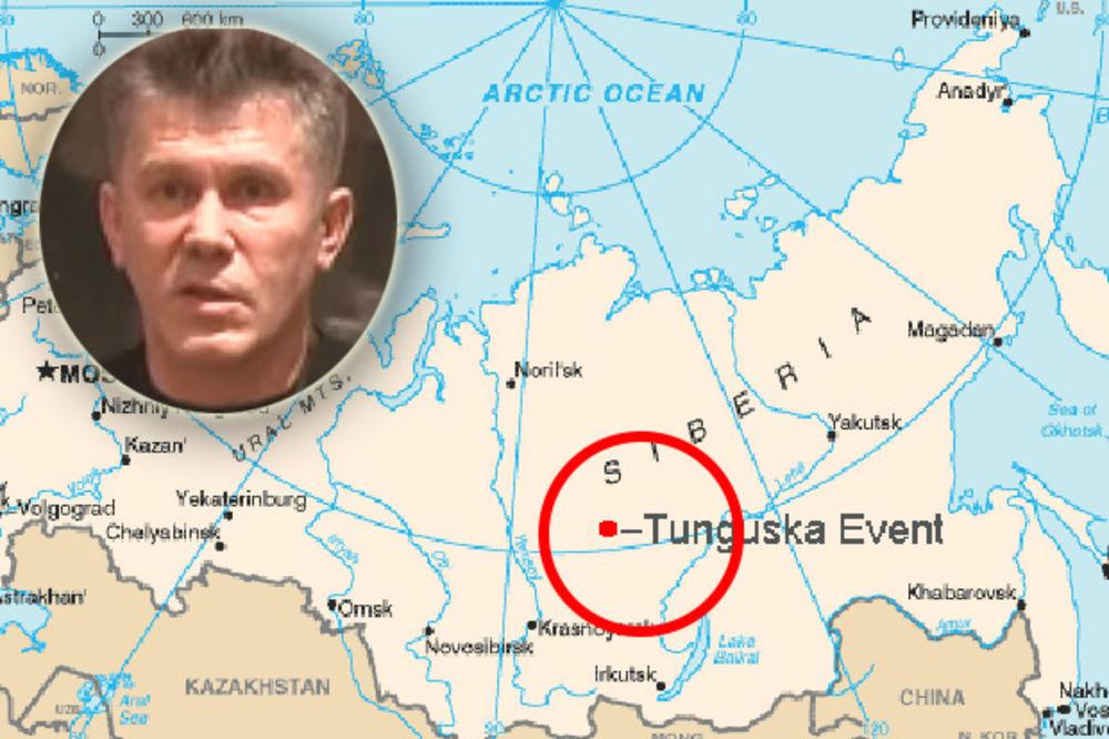 (VIDEO) RUSKI NAUČNIK: Vanzemaljska baza u Sibiru čuva Zemlju, aktivirana je tokom rata u bivšoj YU!