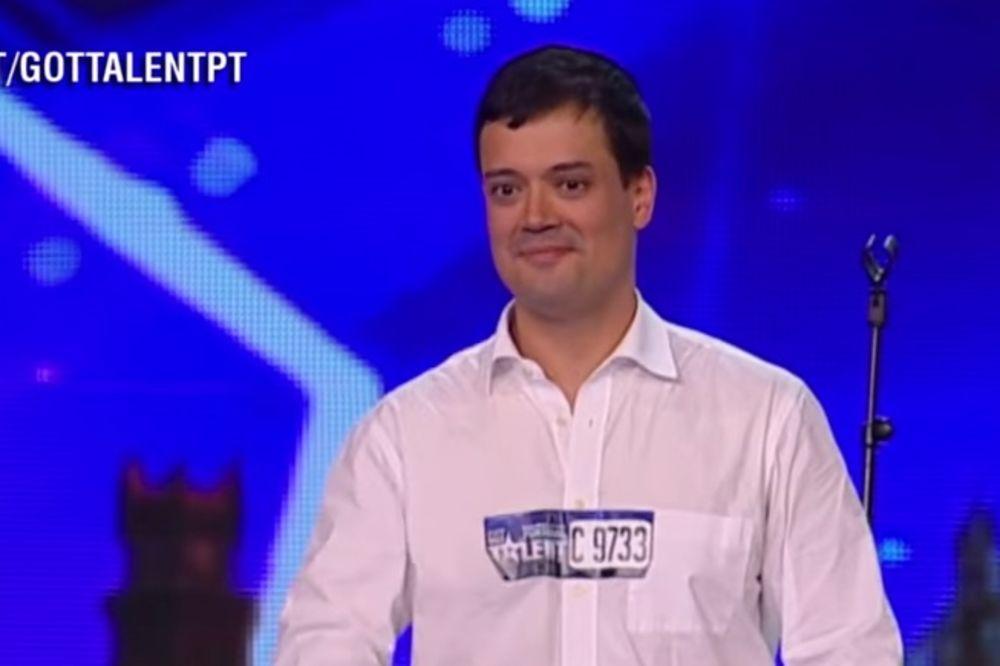 "PEDRO, SRBINE: Poslušajte kako Portugalac peva ""Lane moje"" na srpskom!"