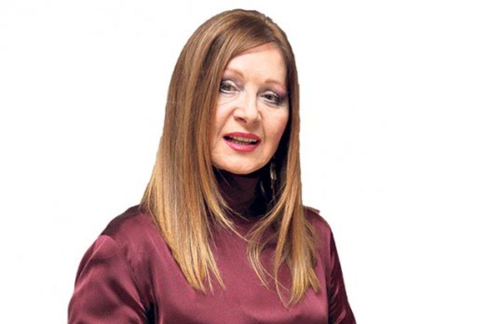 DANICA MAKSIMOVIĆ: Volela bih da ne znam ko je ministar kulture i premijer, tako bi mi bilo najbolje