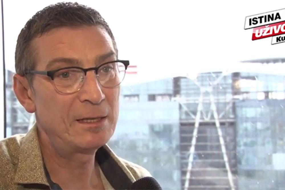 (KURIR TV) Masimo Savić ekskluzivno za Kurir govori o svom braku, burnoj prošlosti, Bebi Dol...