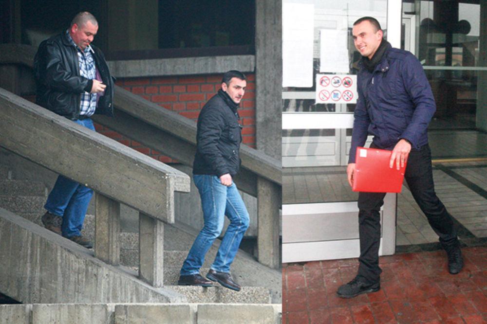PREBIJANJE ANDREJA VUČIĆA I PREDRAGA MALOG: Optuženi žandarmi danas iznose odbranu