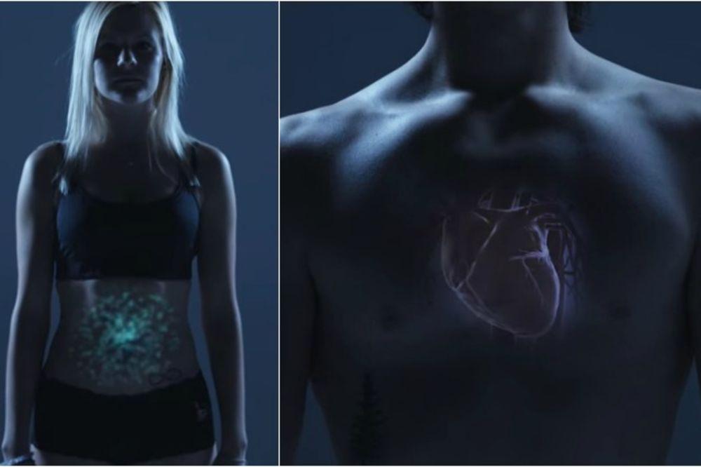 Nanoiglice mogu da obnove organe