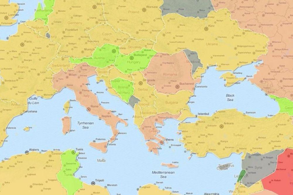 OPET SU GA MERILI: Bosanski najduži, srpski prosečan, sve u svemu, oko 15 cm