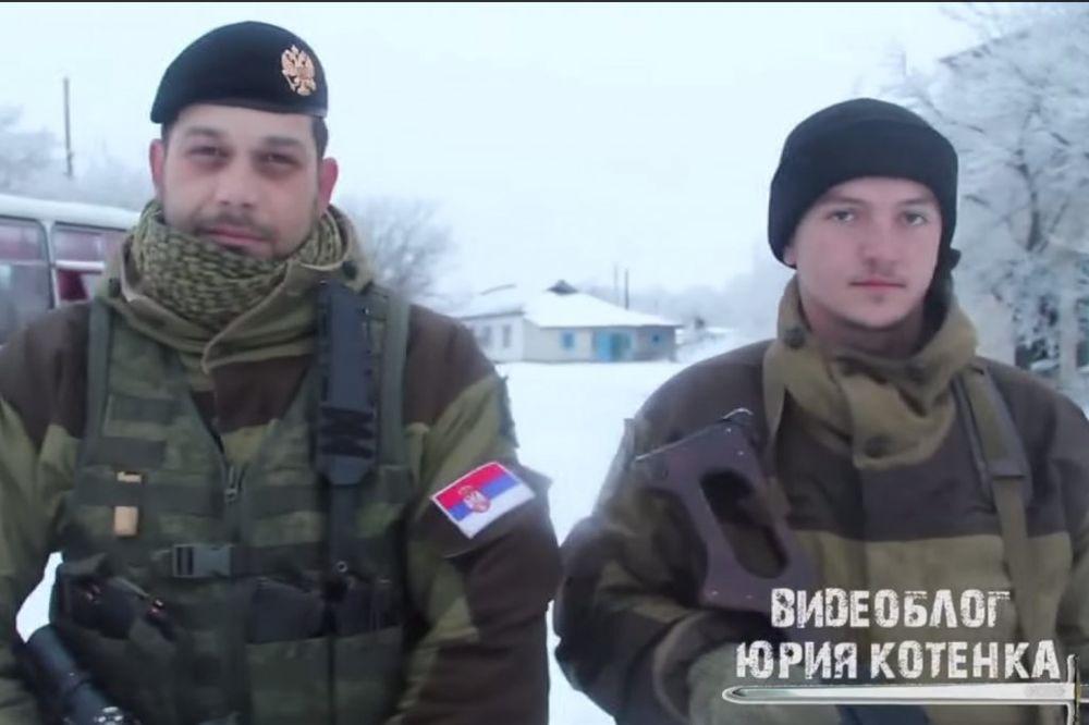 (VIDEO) GRIZLI I ĐAKON: Ovo su najpoznatiji Srbi koji su otišli da ratuju za Rusiju