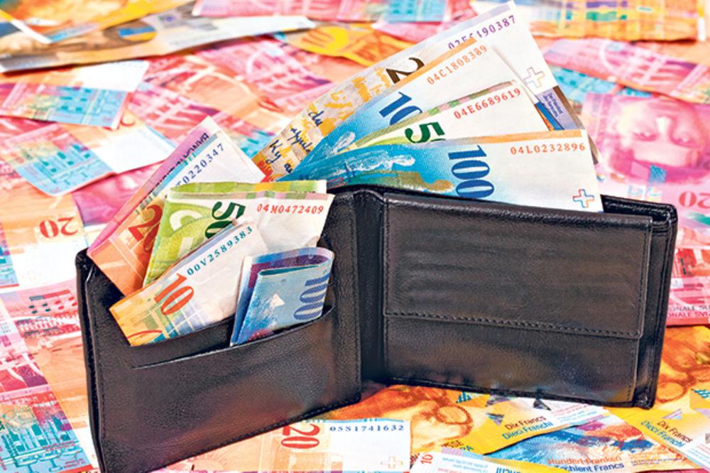 Sad banke tuže Hrvatsku vladu zbog švajcaraca