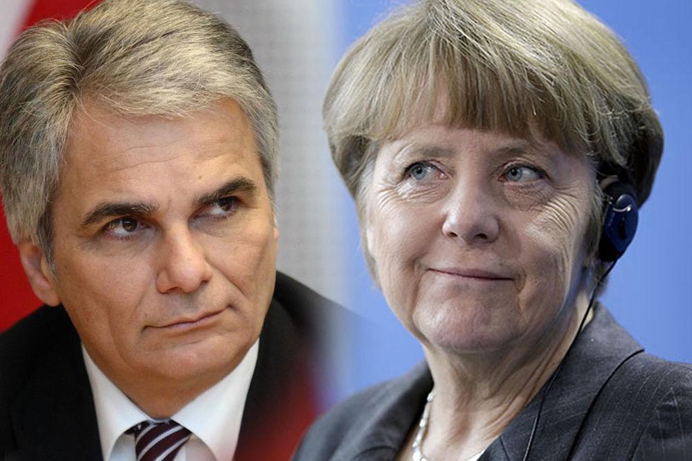 FAJMAN OSUO PALJBU PO ANGELI: Merkelova koči borbu protiv nezaposlenosti!