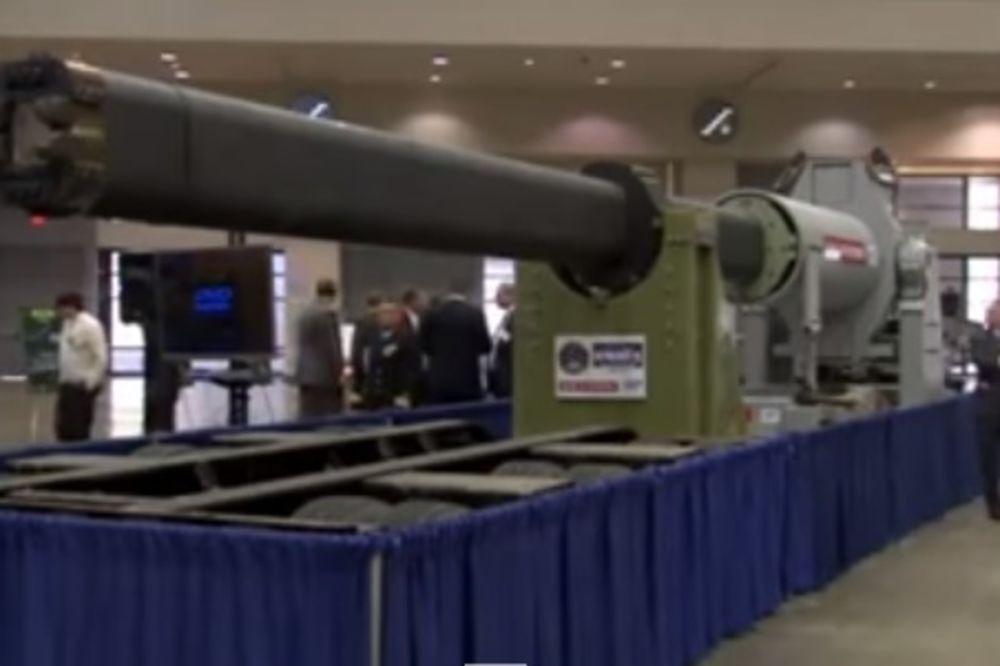 (VIDEO) OVO JE NAJVEĆA PRETNJA ZA RUSIJU I KINU: Pentagon u arsenal uvodi  moćni elektromagnetni top