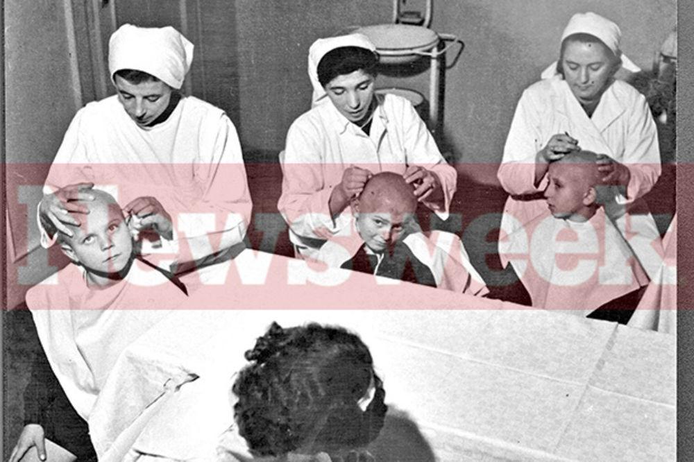 Комунисти током педесетих година озрачили 50.000 српске деце између пет и 15 година старости 2