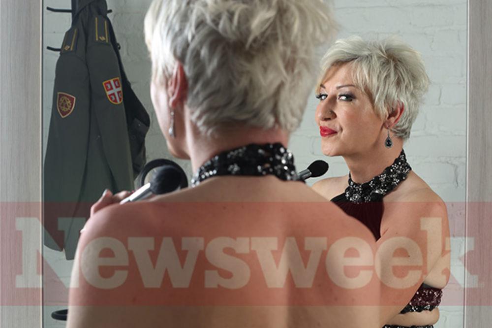 (FOTO) Trans major VS za Newsweek: Sin mi je rekao zar od svih tumora tebi baš to da zapadne