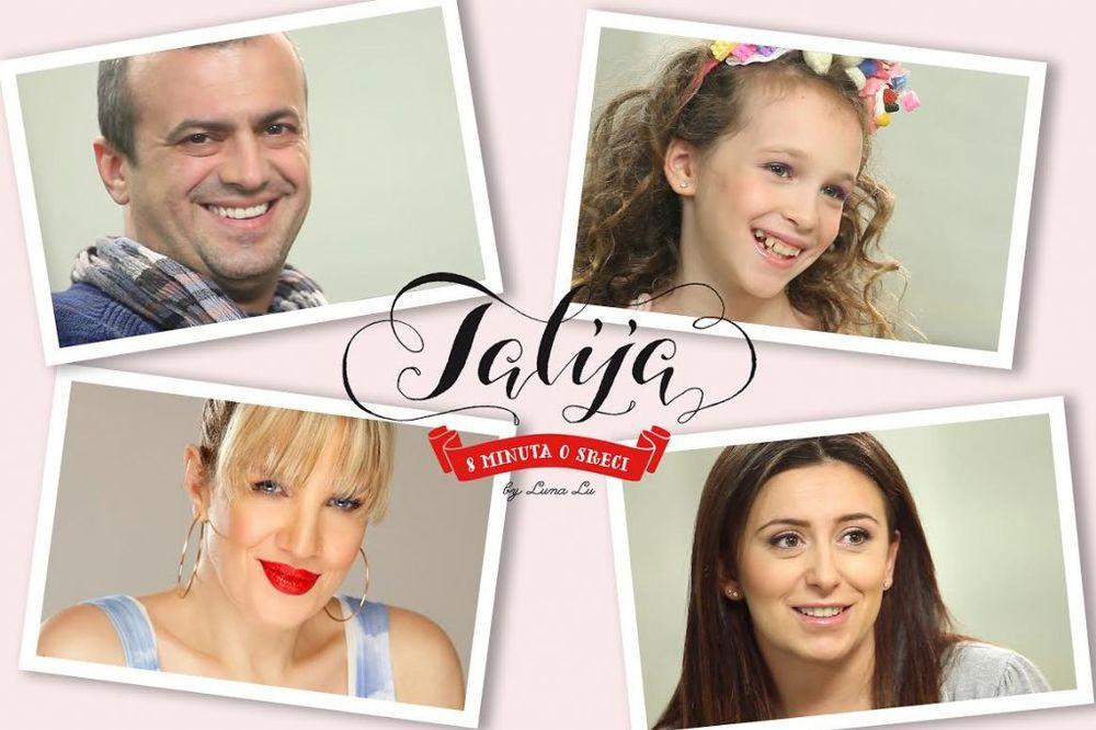 TALIJA - 8 MINUTA O SREĆI: U Srbiji ne praštaju uspeh ni Maši (9) svetskoj prvakinji u plesu!