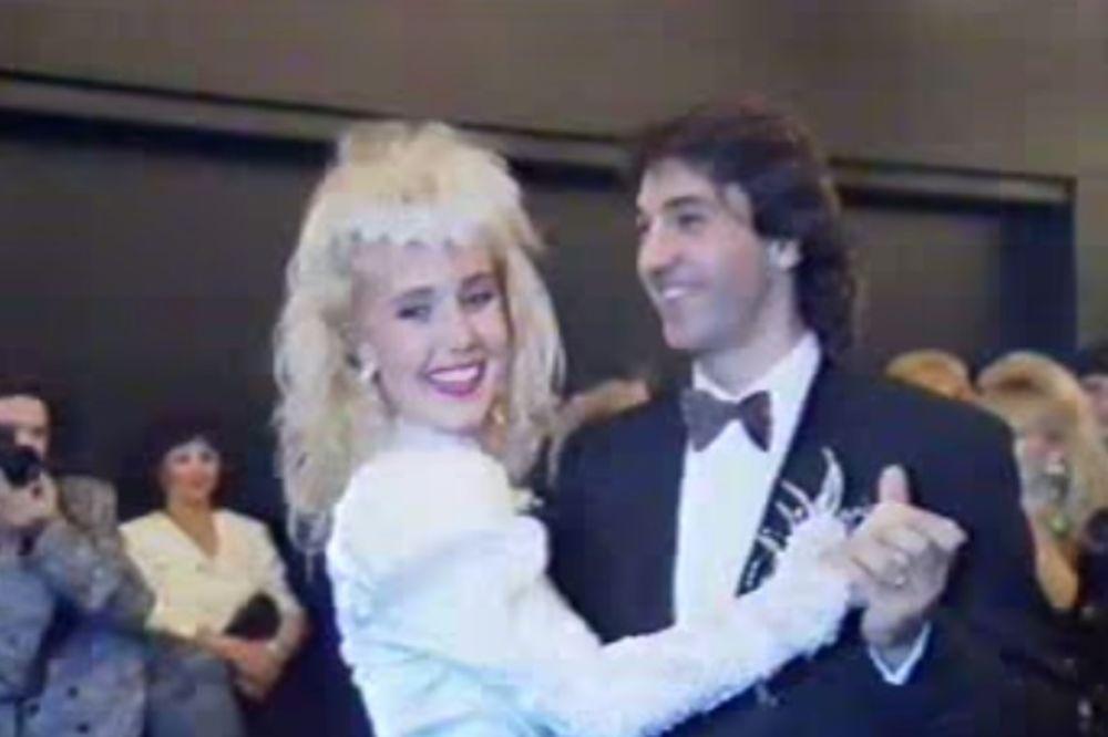 (VIDEO) LEPA BRENA I BOBA: Ovo je bila svadba veka, pogledajte glamuroznu proslavu