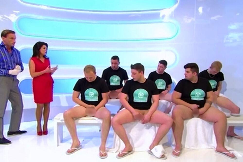 (VIDEO) ONI SU TO URADILI NA TV UŽIVO: Evo kako da proverite da li imate rak testisa