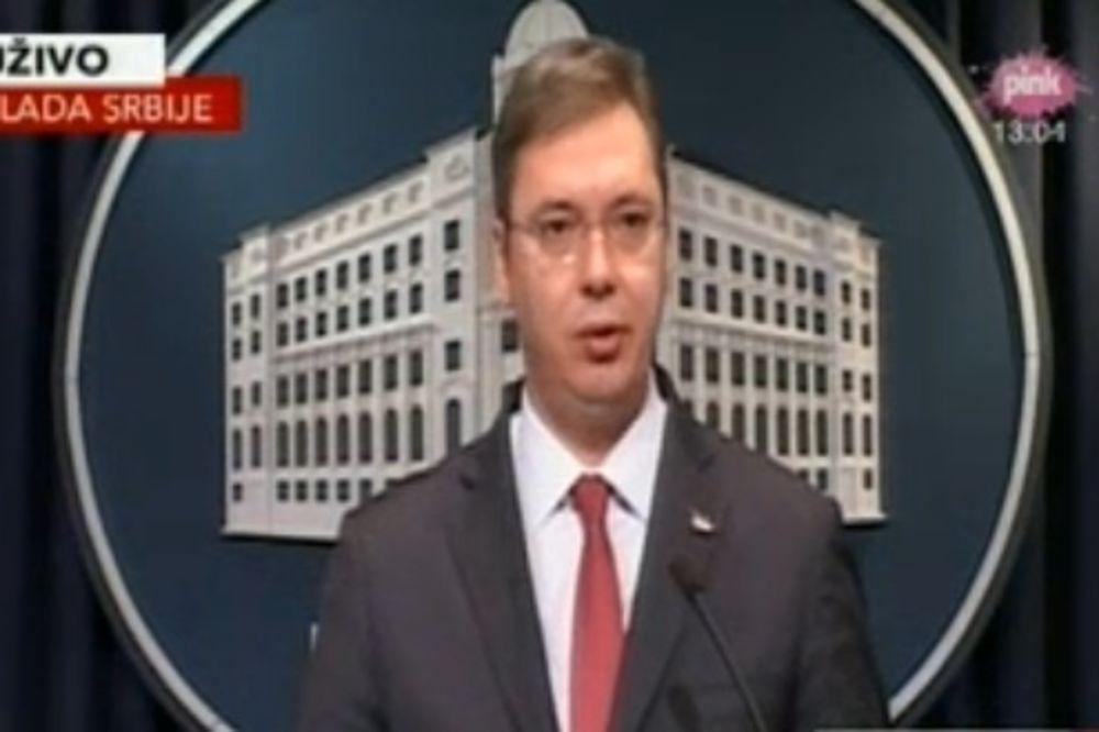 ... : Konsultovao sam se s Nikolićem, idem na inauguraciju u Zagreb