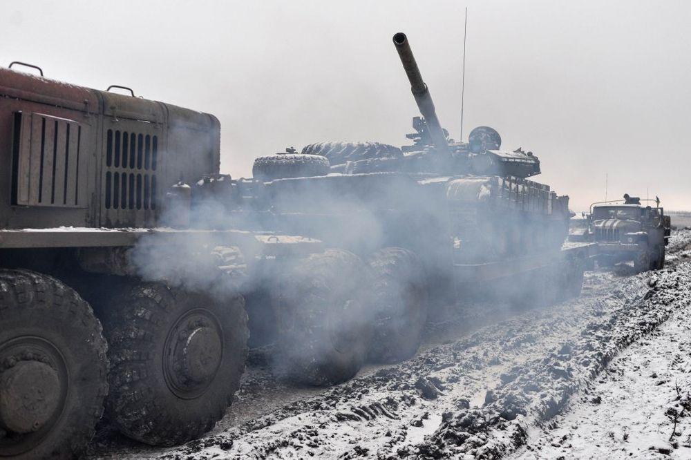 LNR: Kijev gomila artiljeriju na našoj granici i krši sporazum iz Minska